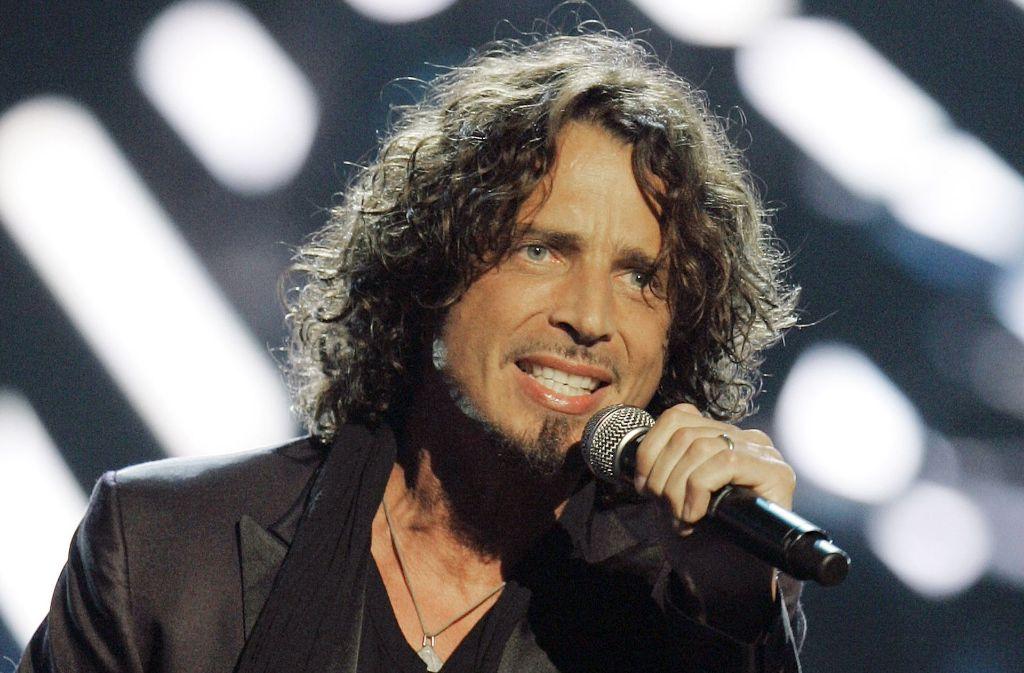 Noch am Mittwochabend spielten Chris Cornell und Soundgarden ein Konzert in Detroit. Wenige Stunden später war der Sänger tot. Foto: AP