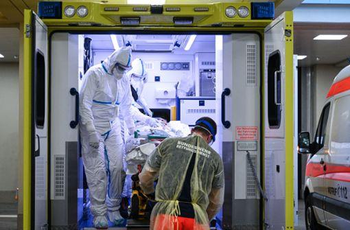 Ministerium bittet Kliniken um Aufnahmestopp von Auslands-Patienten