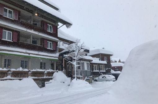 """""""Die Dörfer dort können mit Schnee umgehen"""""""
