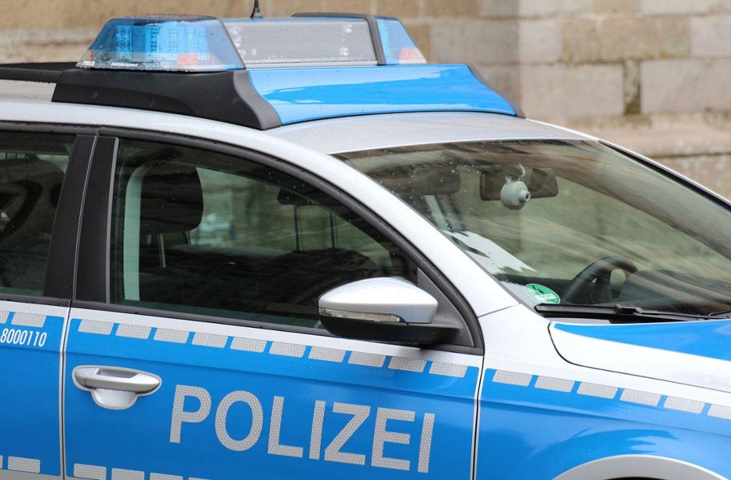 Hinweise an die Polizei, Telefon 07152/999100. Foto: pixabay