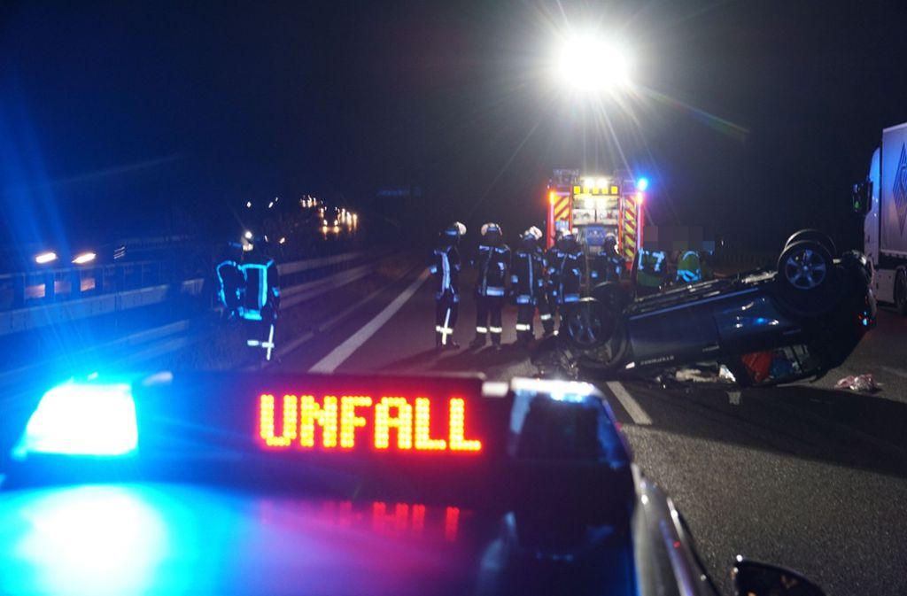 Bei den Unfällen wurden zwei Frauen schwer verletzt. Foto: SDMG