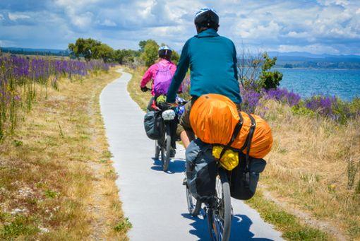 Unmittelbar nach der Corona-Krise könnten Radreisen in Deutschland stark nachgefragt werden, hofft ADFC-Landesgeschäftsführerin Kathleen Lumma.