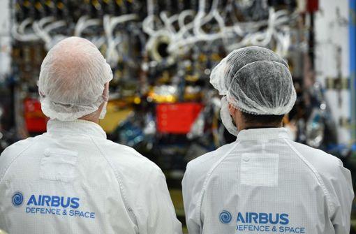 Airbus-Betriebsrat fordert neue Aufträge der Bundesregierung