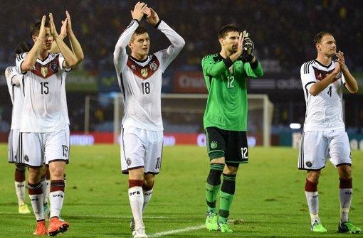 Kroos schießt DFB-Elf zum 1:0-Sieg