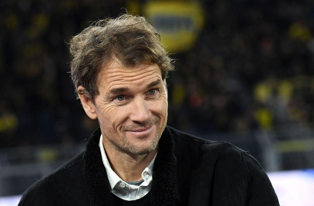 Jens Lehmann stand auch für den VfB Stuttgart zwischen den Pfosten. Foto: imago images/Jan Huebner/Jan Huebner via www.imago-images.de