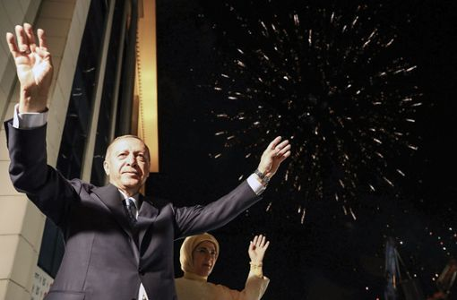 Erdogans Staat