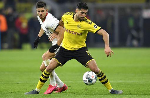 Borussia Dortmund bindet Nationalspieler bis 2024