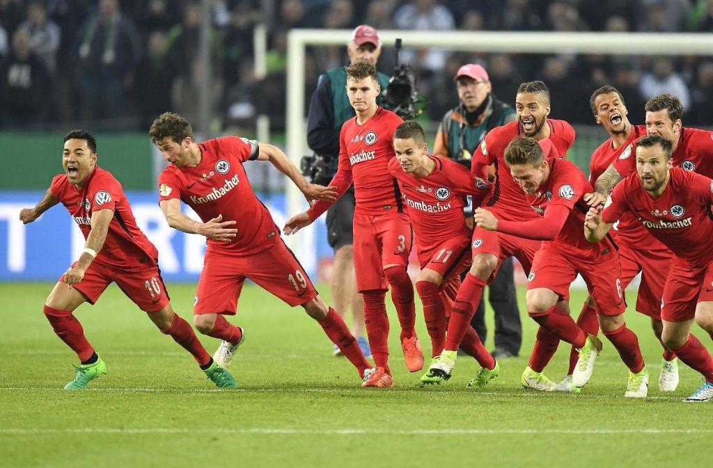 Bayern Frankfurt Dfb-Pokal-Halbfinale