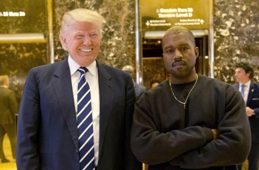 Neuer Song ist Lobeshymne auf Donald Trump