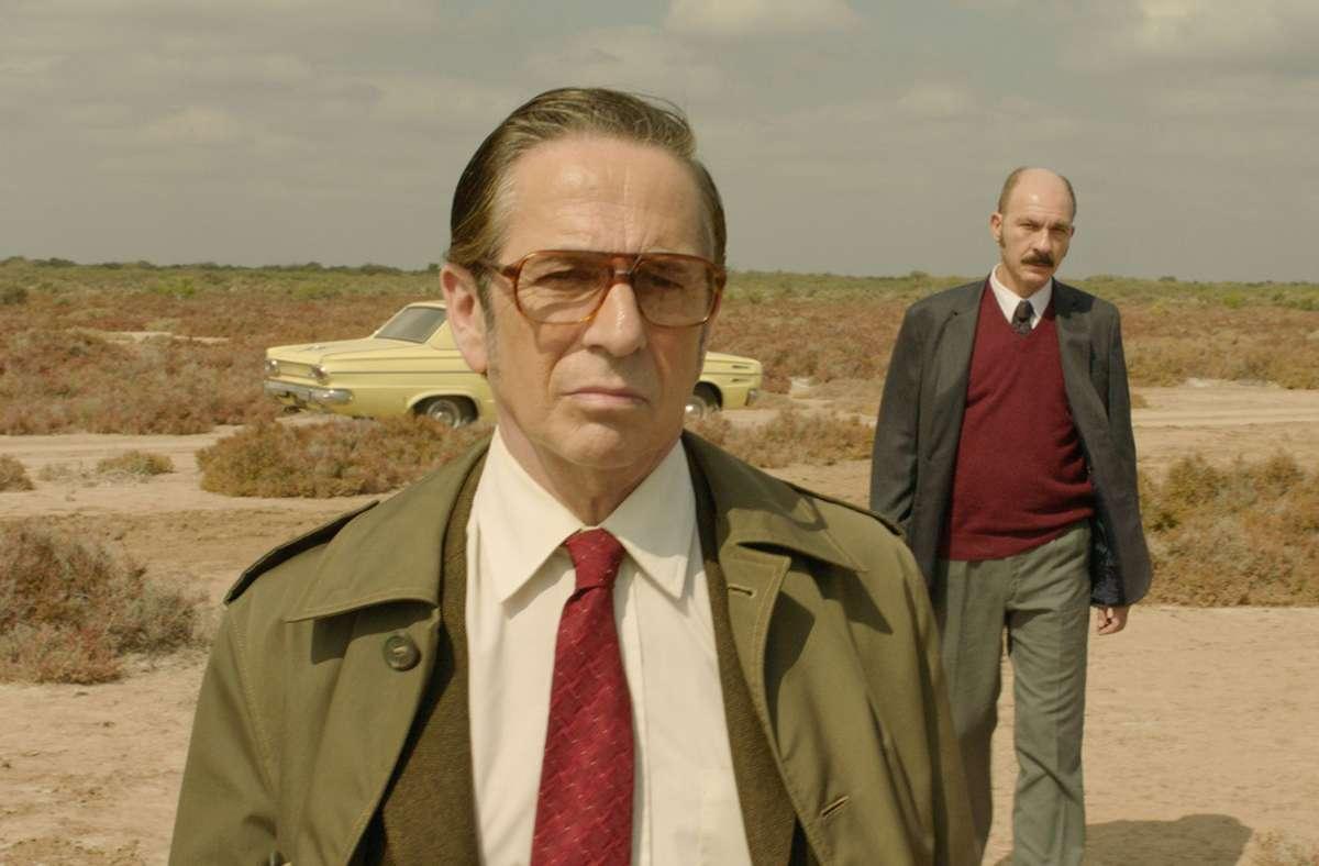 """Ein argentinischer Thriller: Szenenfoto aus dem Eröffnungsfilm """"Rojo"""" Foto: Cinelatino"""
