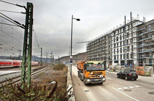 Wird aus der Südtangente die  Maschinenfabrik-Esslingen-Straße?