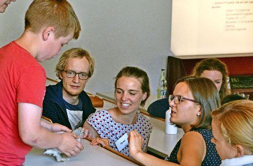Offene Bürgerschulen holen sich Tipps