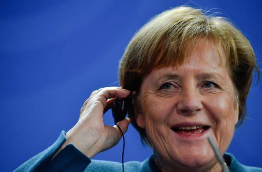 Bundeskanzlerin sagt Adieu zu Facebook