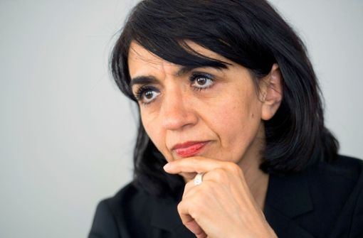 """Präsidentin Aras warnt vor  """"sprachlicher Radikalisierung"""""""