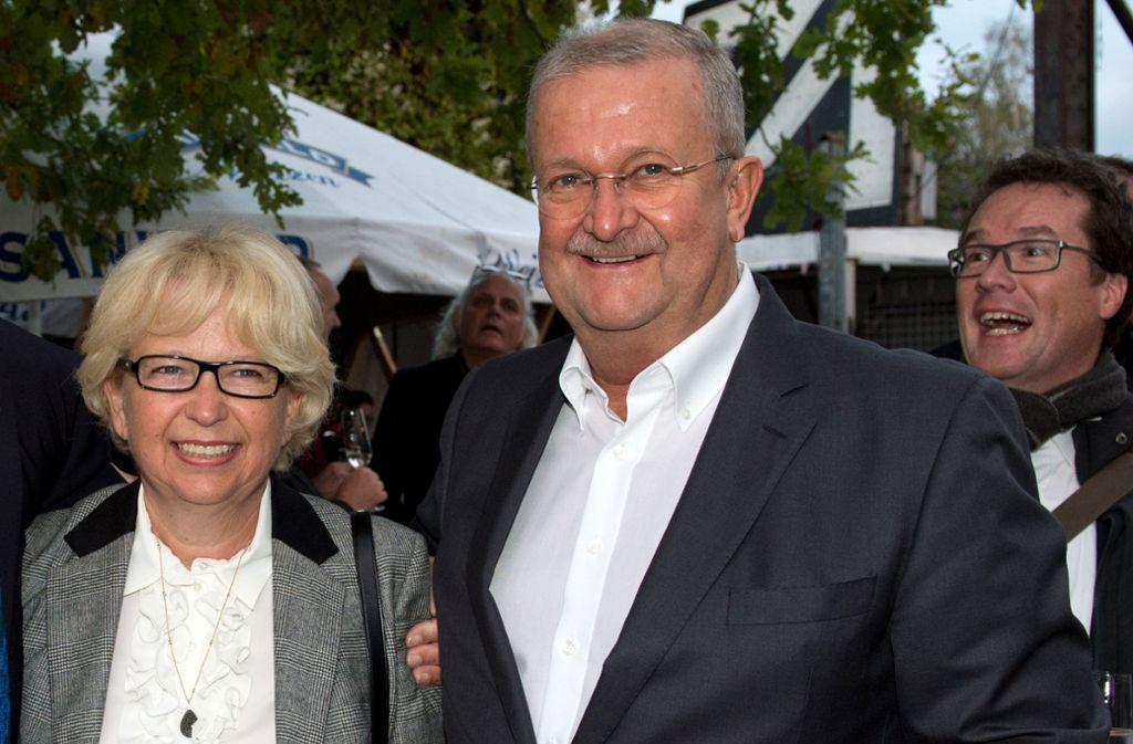 Reich, aber mitnichten der Reichste in Stuttgart: der ehemalige Porsche-Chef Wendelin Wiedeking. Foto: Lichtgut - Oliver Willikonsky