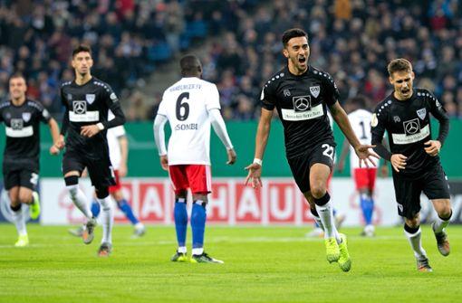 Achtelfinale im DFB-Pokal genau terminiert