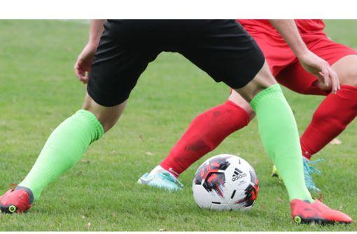 SV Fellbach II: viele Chancen, kein Treffer