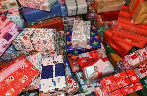 Einbrecher macht vor Geschenken Halt