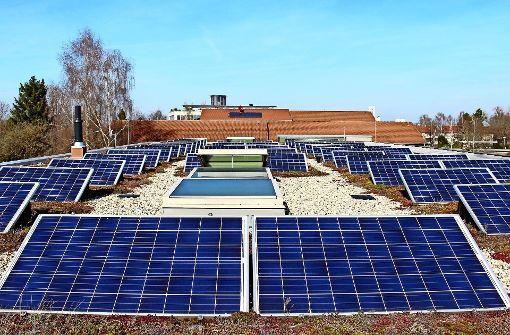 Stadt setzt Anreize zum Energiesparen