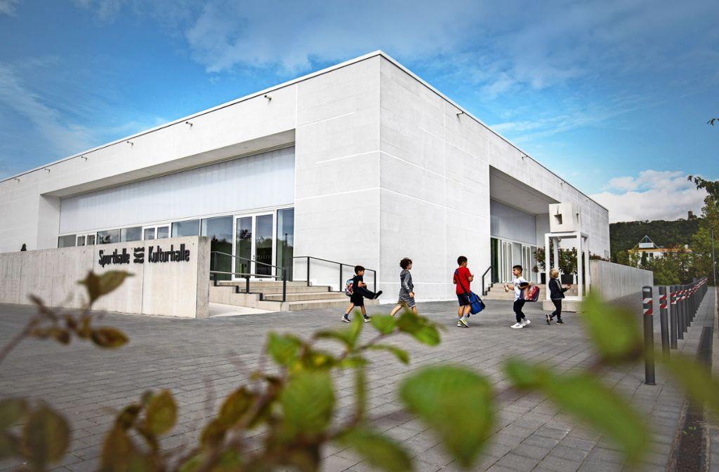 Vor einem Jahr wurde die neue Kulturhalle eingeweiht. Foto: /Michael Steinert
