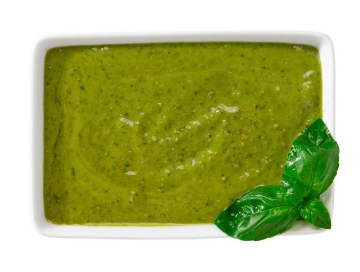 Grüne Spoße