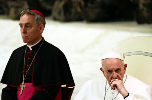 Bischof zieht Kritik zurück
