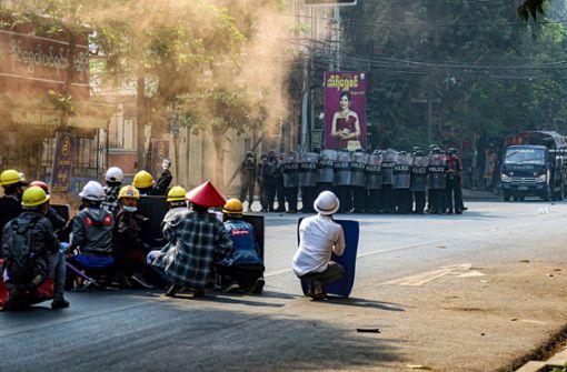 38 Menschen laut UNO bei Protesten getötet