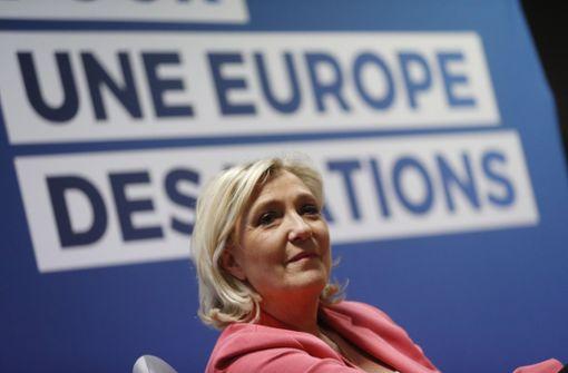 Marine Le Pen muss 300.000 Euro zurückzahlen