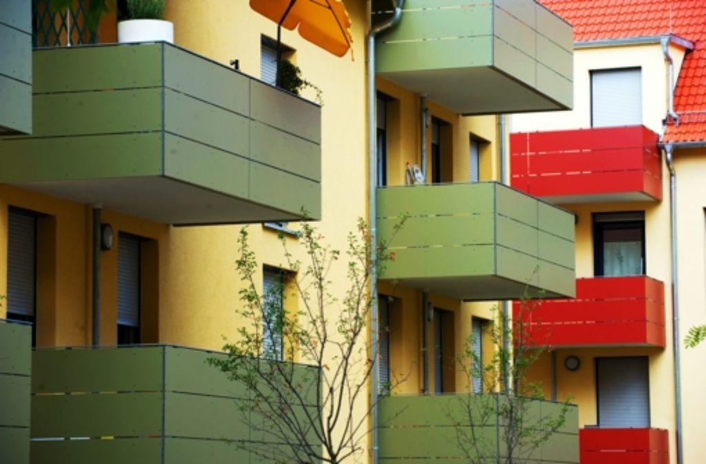 steigende mieten in ludwigsburg wohnungen werden immer. Black Bedroom Furniture Sets. Home Design Ideas
