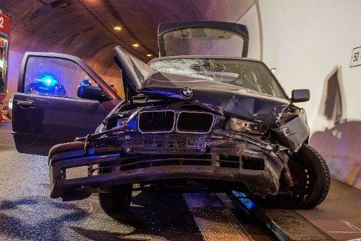 Leutenbach-Tunnel zwei Stunden gesperrt