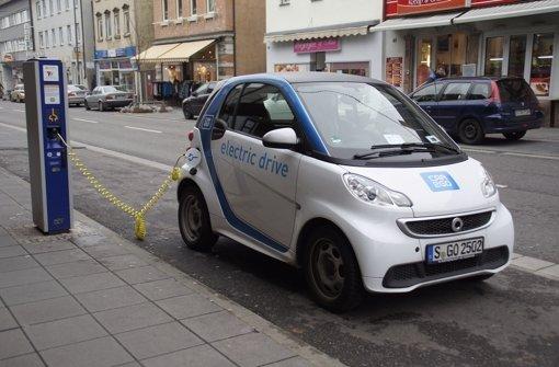 Die Car2go-Flotte wird viel genutzt