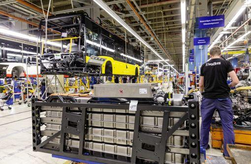 Auch Wiesbaden beunruhigt über Daimler-E-Busse
