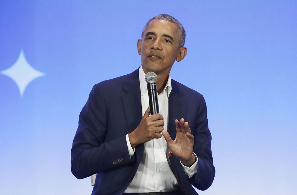 Barack Obama ist im Arpil zu Gast in Köln. Foto: AP