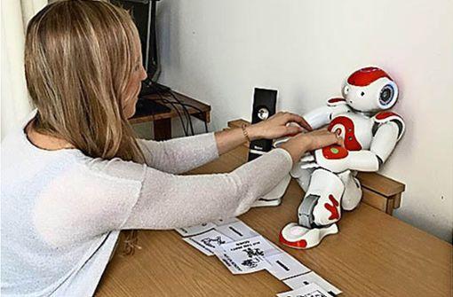 Wie Roboter Nao Mitleid erregt