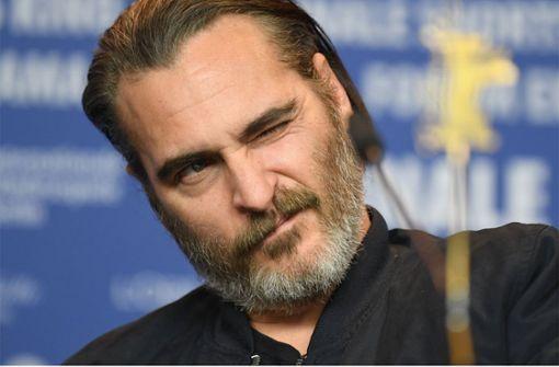Joaquin Phoenix als Gruselclown
