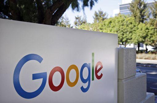 Werden die Männer bei Google benachteiligt?