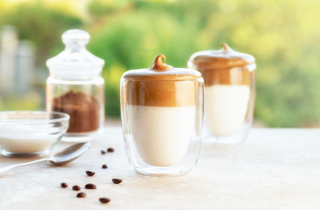Neuer Kaffee-Trend: Dalgona Coffee Foto: Marina-foodblogger/Shutterstock
