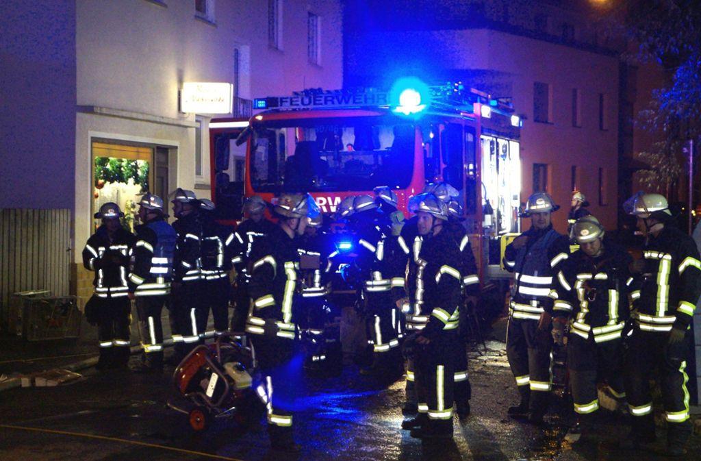 Bei diesem Brand in Stuttgart-Vaihingen entstand im Dezember ein Schaden von bis zu 100000 Euro. Die Bewohner hatten einen Topf mit Butter auf dem angeschalteten Herd vergessen. Foto: SDMG