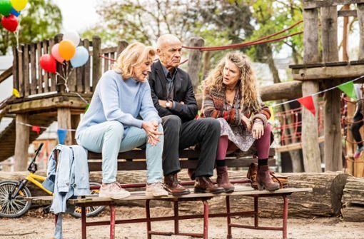 Leihgroßeltern für altkluge Kinder