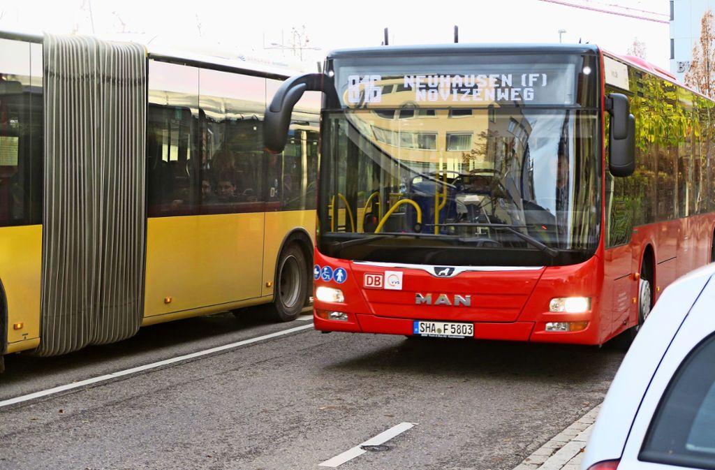 Die Probleme mit den Bussen auf den Fildern haben nun auf Antrag der SPD auch den Technischen Ausschuss beschäftigt. Foto: Archiv Malte Klein