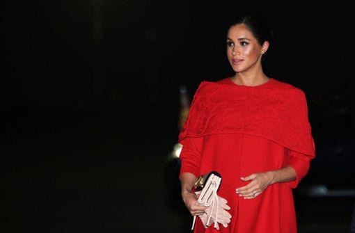 Mit diesen Outfits verzauberte Herzogin Meghan Marokko
