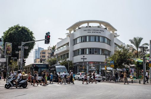 Weiße-Stadt-Zentrum: Deutsch-israelisches Projekt in Tel Aviv