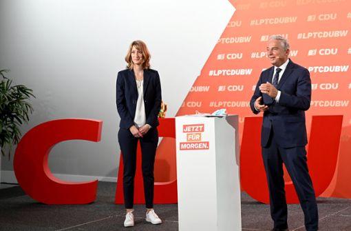 Südwest-CDU setzt Kommission zur Neuaufstellung ein
