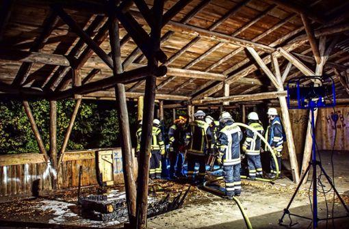 Bergwaldhalle: Verdächtige gefasst