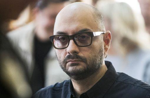 Hausarrest für Regisseur Kirill Serebrennikow wird verlängert