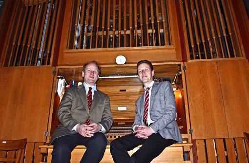 Vollbad für die Orgelpfeifen