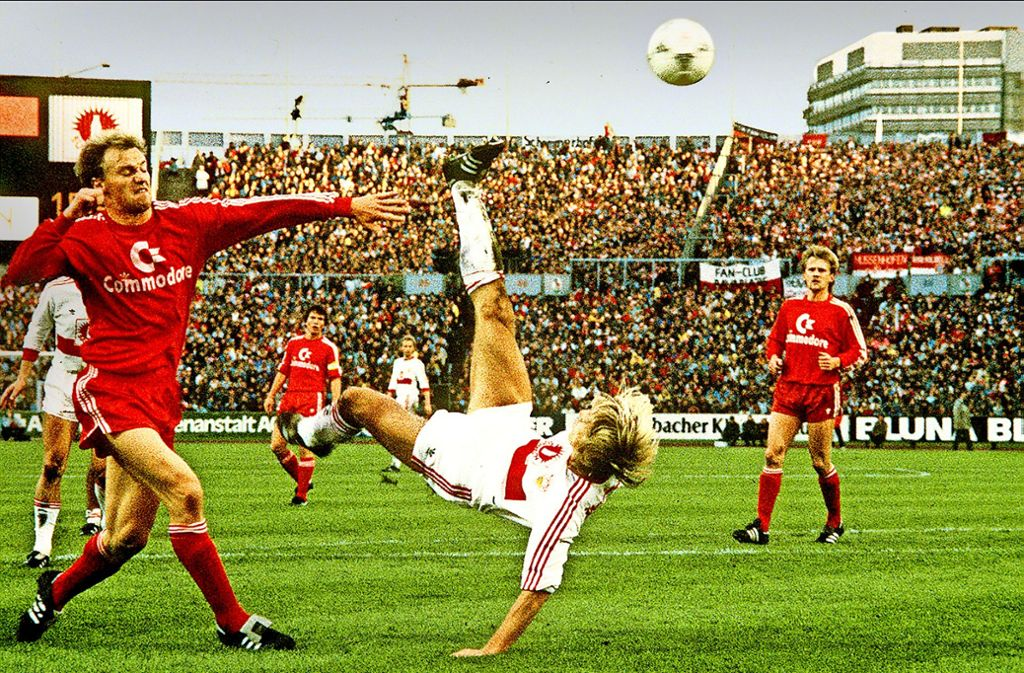 Bayern Stuttgart Tore