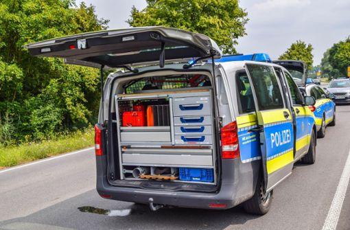 Polizeireform wird korrigiert