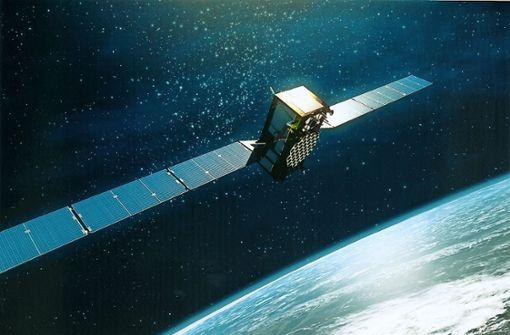 Galileo kreist bald ohne deutsche Satelliten