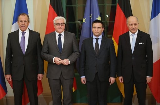 Hoffnung für die Ostukraine